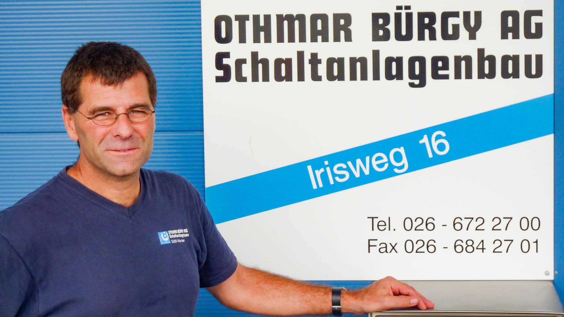 Othmar Bürgy